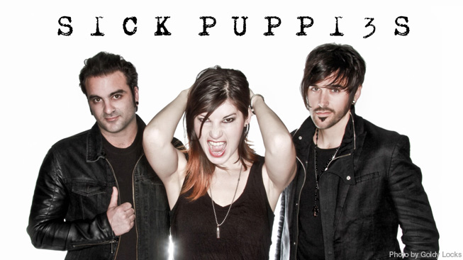 Sick Puppies photo by Goldy Locks
